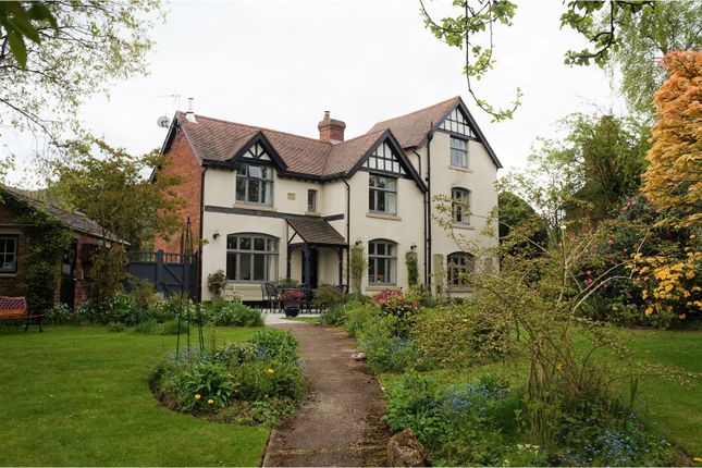 Thumbnail Detached house for sale in Heighways Lane, All Stretton, Church Stretton