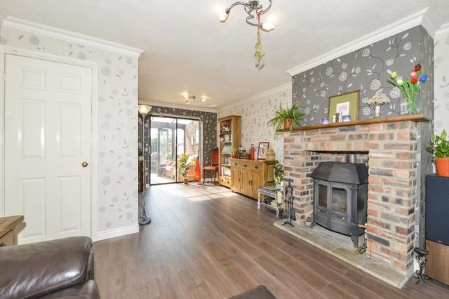 Thumbnail Semi-detached house for sale in Church View, Garton-On-The-Wolds, Driffield