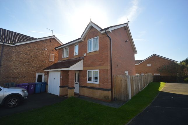 Thumbnail Detached house for sale in Whitewood Park, Fazakerly, Liverpool