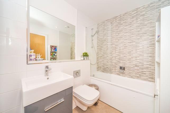 Bathroom of Vista Tower, Southgate, Stevenage, Hertfordshire SG1