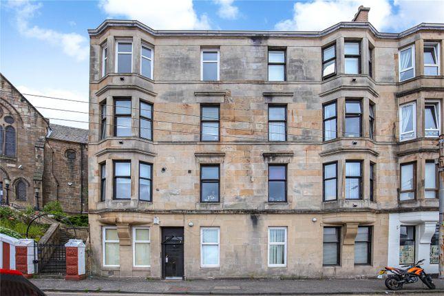 3 bed flat to rent in Flat 3/2, 72 Hamilton Road, Rutherglen, Glasgow G73