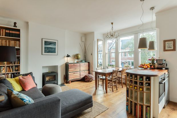 2 bed flat for sale in Elmwood Road, London