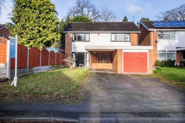 Thumbnail Detached house for sale in Hitches Lane, Edgbaston