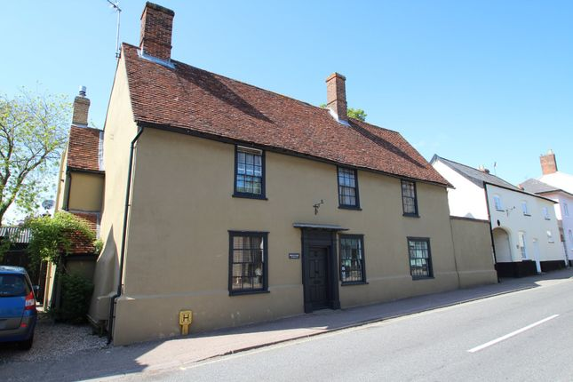 Thumbnail Semi-detached house for sale in Ixworth, Bury St Edmunds, Suffolk