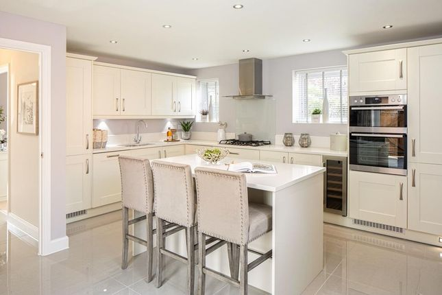 """4 bedroom detached house for sale in """"Alderney"""" at Lancaster Avenue, Watton, Thetford"""