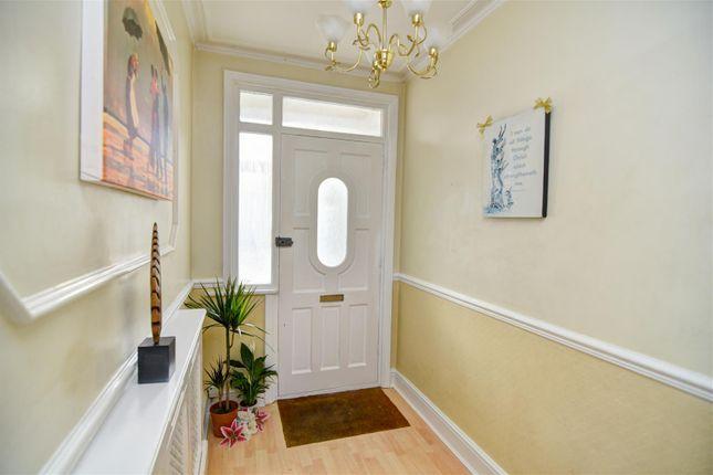 Entrance Hall of Oaklands Avenue, Thornton Heath CR7