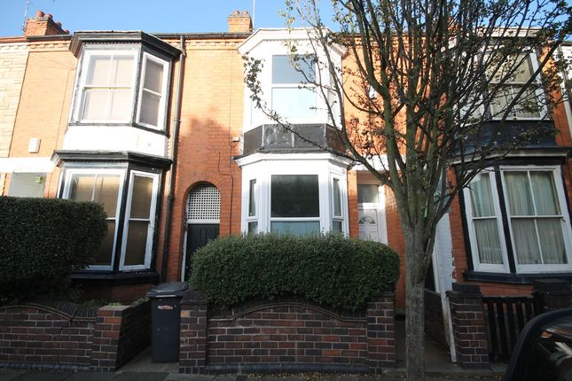 Thumbnail Terraced house for sale in Walton Street, West End, Leicester
