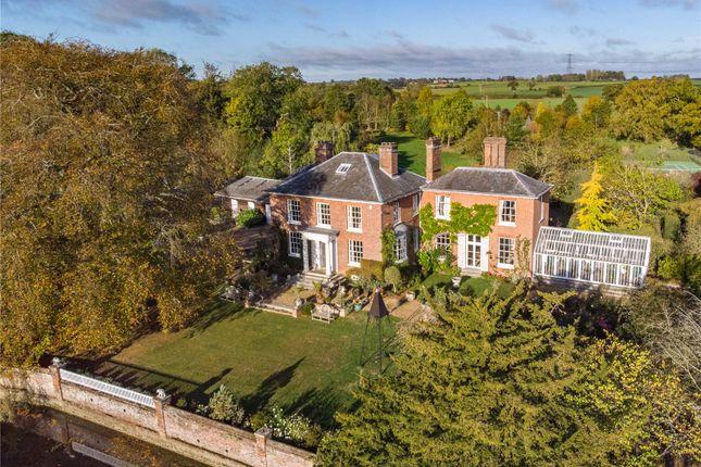 Thumbnail Detached house for sale in The Street, Wramplingham, Wymondham, Norfolk