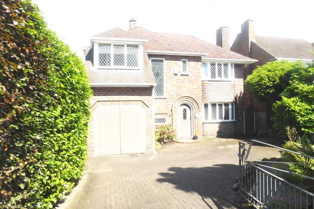 Thumbnail Detached house for sale in Mount Road, Higher Bebington