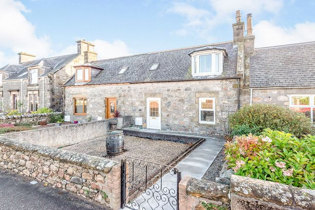 Thumbnail Terraced house for sale in Green Street, Rothes, Aberlour, Moray
