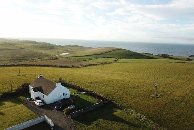 Thumbnail Detached bungalow for sale in Knocknassie Bungalow, Kirkcolm