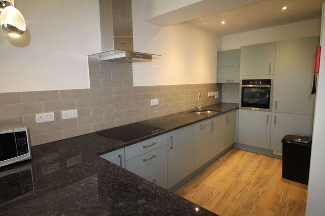 Thumbnail Flat to rent in Armada Way, Plymouth