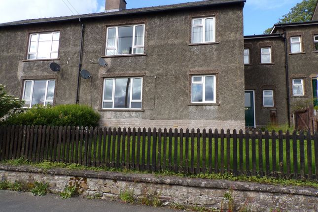 Thumbnail Flat for sale in Vicarage Terrace, Nenthead, Alston