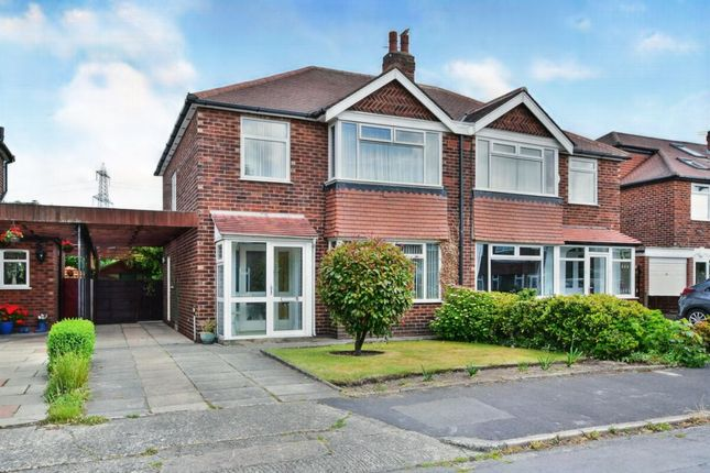 Thumbnail Semi-detached house to rent in Caldbeck Avenue, Sale