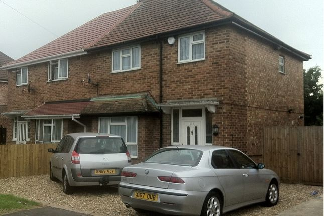 Thumbnail Semi-detached house to rent in Stoke Poges Lane, Slough