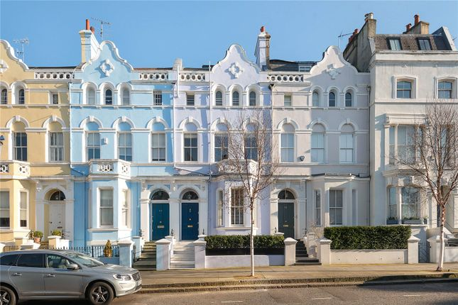 Thumbnail Terraced house for sale in Lansdowne Road, Notting Hill, London