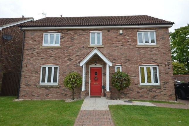 Thumbnail Detached house to rent in Little Orchard, Hook, Goole