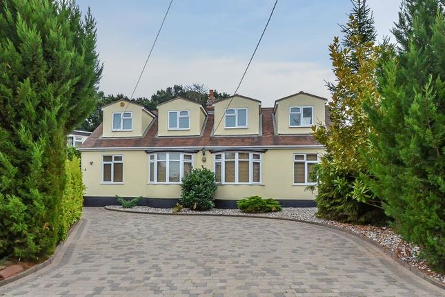 Thumbnail Detached house for sale in Central Close, Benfleet