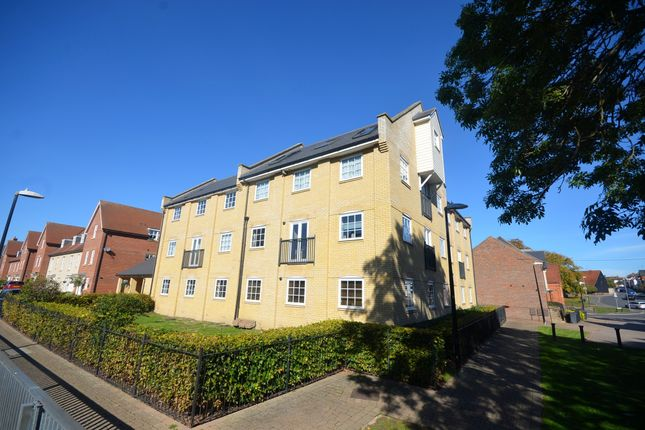 Thumbnail Flat for sale in White Rise, Brownrigg Drive, Braintree