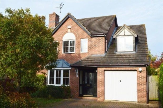 Thumbnail Property to rent in Gretton Close, Peterborough