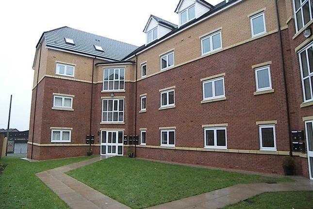 Thumbnail Flat to rent in Church View, Presto Street, Farnworth, Bolton