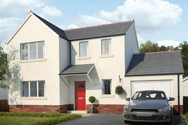 Thumbnail Detached house for sale in Plot 12, Maes Y Llewod, Bancyfelin
