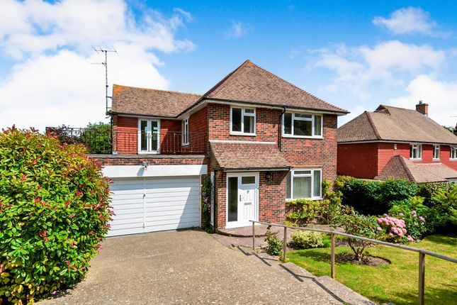 Thumbnail Detached house for sale in Upper Ratton Drive, Eastbourne