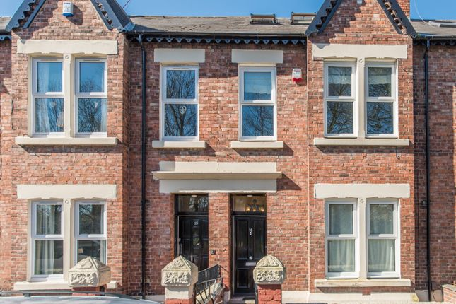 Thumbnail Terraced house to rent in Heaton Grove, Heaton, Newcastle Upon Tyne, Tyne And Wear