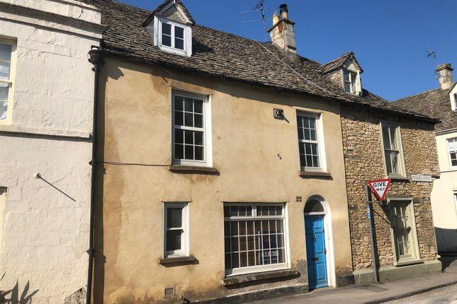 Terraced house for sale in Tetbury Street, Minchinhampton, Stroud