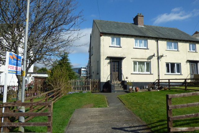 Semi-detached house for sale in The Firs, Alston, Cumbria