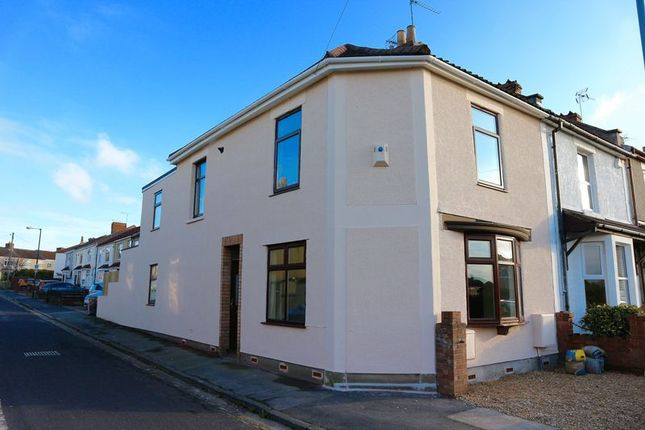 3 bed end terrace house for sale in Burchells Green Road, Kingswood, Bristol