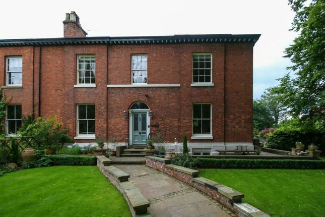 Thumbnail Semi-detached house for sale in South Road, Bowdon, Altrincham
