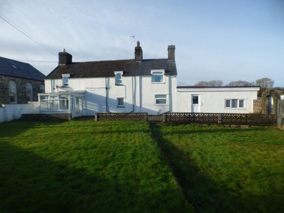 5 bed detached house for sale in Abererch, Pwllheli, Gwynedd LL53