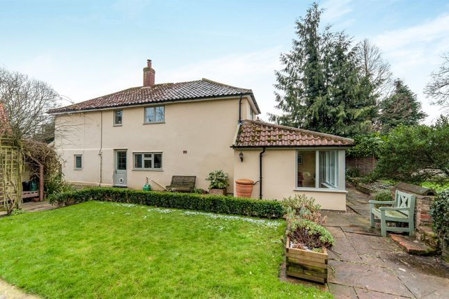 Thumbnail Cottage for sale in The Street, North Lopham, Diss