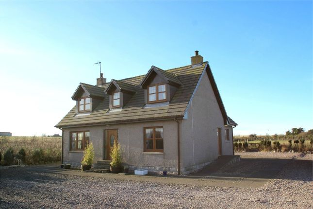Thumbnail Detached house for sale in Kininmonth, Peterhead