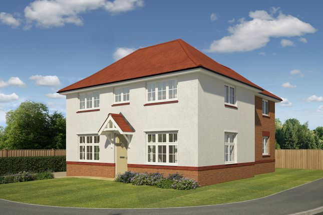 """4 bed detached house for sale in """"Harlech"""" at Higham Lane, Nuneaton CV11"""