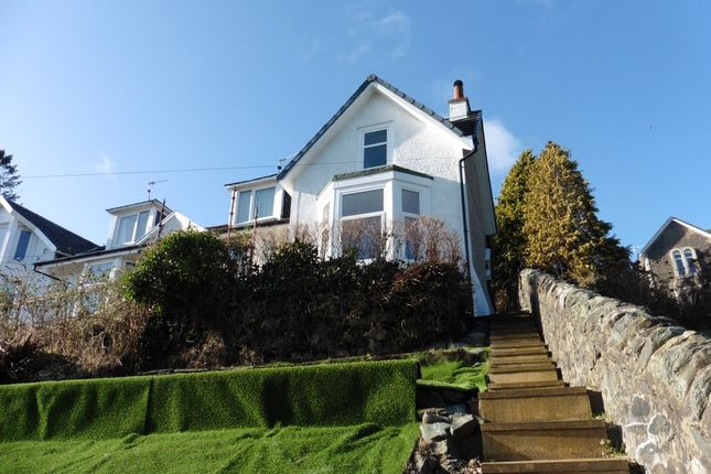 End terrace house for sale in Springhill Cottage 16 Newton Road, Innellan