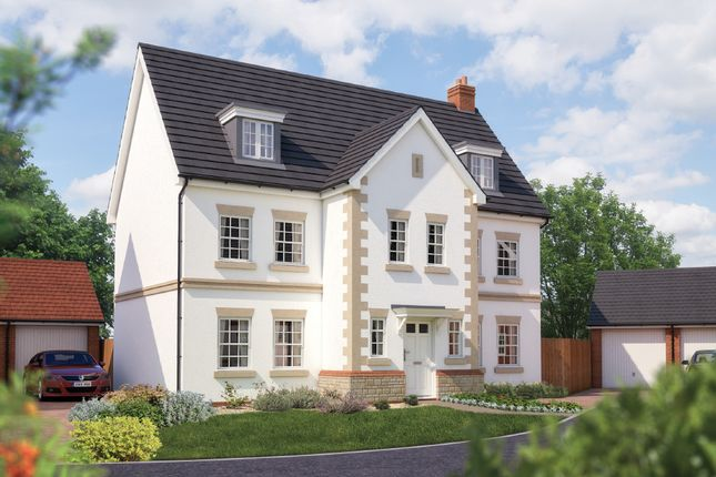 "Thumbnail Property for sale in ""The Kingsbury"" at Pixie Walk, Ottery St. Mary"