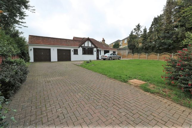 Thumbnail Detached bungalow for sale in The Warren, The Green, Croydon