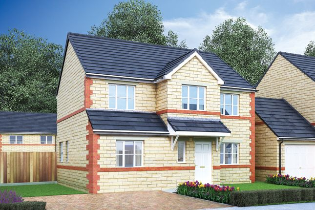 Thumbnail Detached house for sale in Limetrees, Pontefract