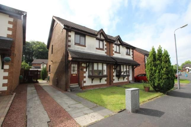 Thumbnail Semi-detached house for sale in Ardfern Road, Airdrie, North Lanarkshire