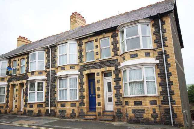 Thumbnail Terraced house to rent in Brook Terrace, Aberystwyth