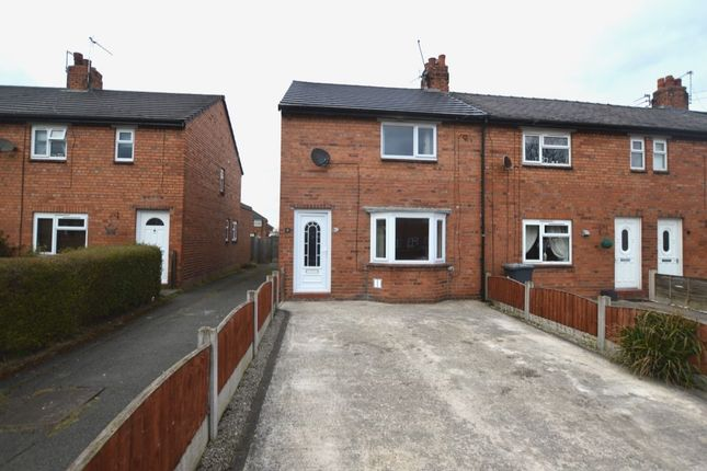 2 bed terraced house to rent in Hayhurst Avenue, Middlewich