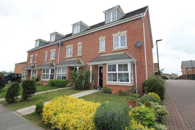 Thumbnail End terrace house to rent in Jenkinson Grove, Armthorpe, Doncaster