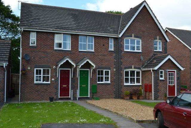 Thumbnail Terraced house to rent in Allt Ioan, Johnstown, Carmarthen