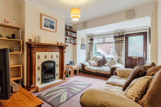 Thumbnail Terraced house for sale in Bertie Road, Norwich