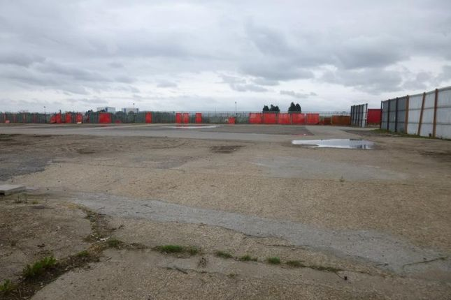Thumbnail Land to let in Right Side Yard, Kings Road, Charfleets Industrial Estate, Canvey Island
