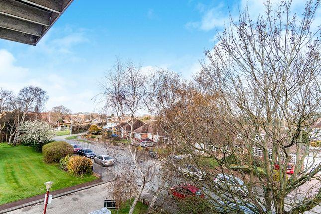 Outside View of Sunningdale Court, Jupps Lane, Worthing BN12