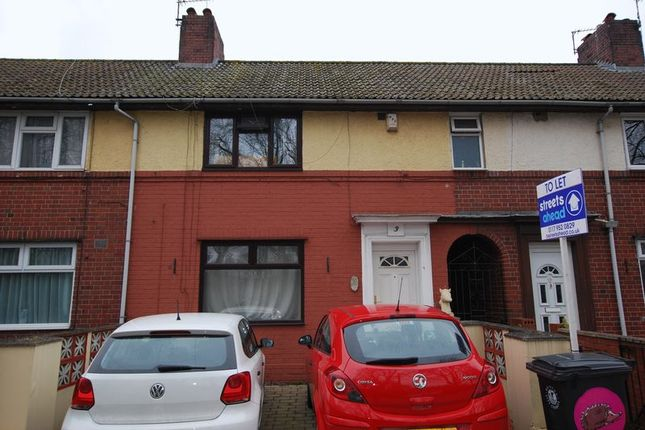 Thumbnail Terraced house to rent in Oxford Street, St. Philips, Bristol