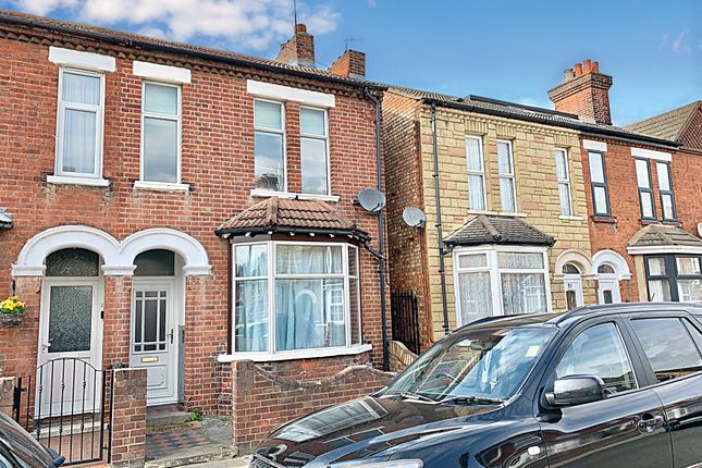 End terrace house to rent in Honeyhill Road, Bedford